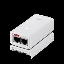 Accessori Switch - Ubiquiti POE Injector, 24VDC, 12W, Bianco, Pack 5x