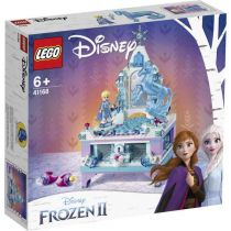 Revenda Lego - LEGO Disney Princess 41168 Elsas Jewlery Box Creation