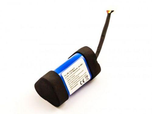 Comprar  - Bateria Compatível JBL Charge 4, Li-ion, 3,7V, 7800mAh, 28,9Wh, intern