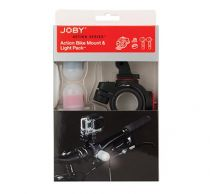 Treppiedi senza testa - Joby ACTION BIKE MOUNT & LIGHT PACK (CHARCOAL)