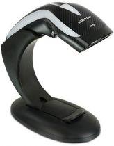 Revenda Scanner Código Barras / Leitores - Scanner POS Datalogic Heron HD3130 1D, Barcode-Scanner Preto | 1x USB