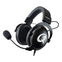 Revenda Auscultadores Outras Marcas - Auscultadores QPAD QH-91 Preto   Over-Ear   PC System   Wired