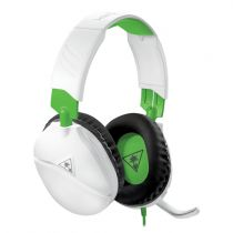 Cuffie Gaming - Auscultadores Turtle Beach RECON 70 white/green   Over-Ear  