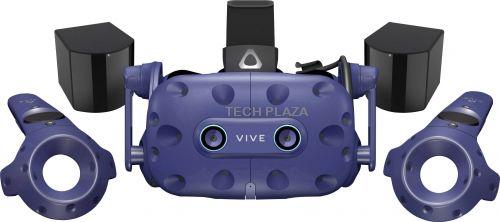 Comprar  - Óculos VR HTC Vive Pro Eye blue/black + Controller + Basestation 2.0 A