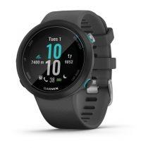 GPS Trekking Portatili - Garmin Swim 2 GPS-swimm watch slate grey/silver