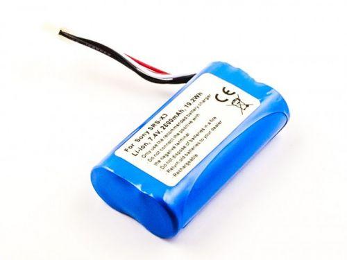 Comprar  - Bateria Sony SRS-X3, SRS-XB2