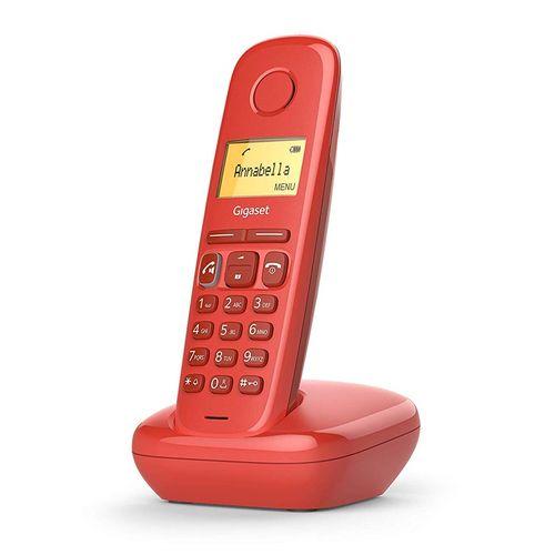 Comprar  - Gigaset A270 Vermelho Telefone sem-fios dect