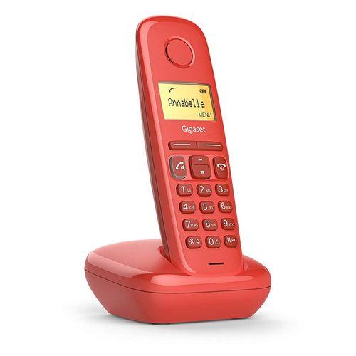 Gigaset A270 Vermelho Telefone sem-fios dect