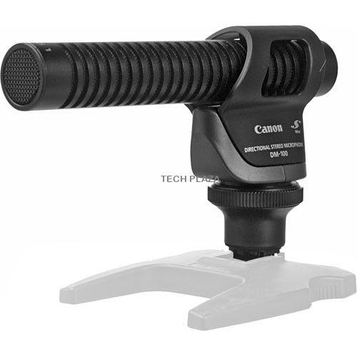 Comprar  - Microfone Canon DM-E100 Stereo Microphone