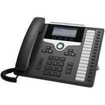 Revenda Telefones IP - Telefone VoIP Cisco IP Phone 7861 - SIP, SRTP - 16 linhas
