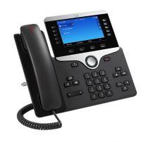 Comprar Telefones IP - Telefone VoIP Cisco IP Phone 8841 - SIP, RTCP, RTP, SRTP, SDP - 5 linh