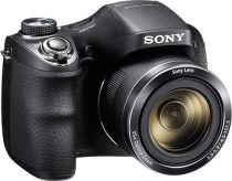 Revenda Camaras Digitais Sony - Sony Cyber-shot H300 Preto - Sensor de 20 MP. vídeo HD e efeitos criat