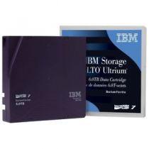 Backup / NAS - IBM DC IBM Ultrium LTO-7 (BaFe) etiquetado 6TB/15TB