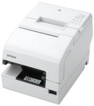 Revenda Impressoras Etiquetas - Epson TM-H6000V-213: Serial, MICR, Branco - Impressão térmica, Matrici