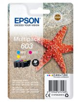Cartucce stampanti Epson - Epson Multipack 3-colours 603 Ink