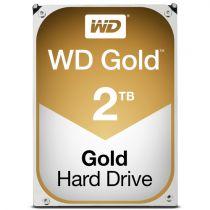 Hard disk interni - Western Digital HDD Gold  Enterprise 2TB 128mb cache SATA 6
