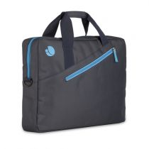 Custodie per Portatili - NGS 15.6´´ Laptop Bag External Pockets - Azzurro