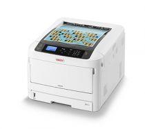 Stampanti laser a colori - Oki C844dnw - Stampante A3 Cor / Mono, Ethernet, Duplex e w