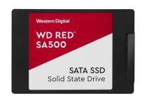 SSD - Western Digital SSD RED 500GB SATA III 6Gb/s 2.5´´