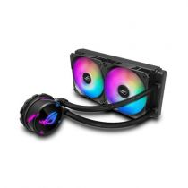 Cooling - Asus ROG STRIX LC 240 RGB all-in-one liquid CPU cooler with