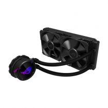 Cooling - Asus ROG STRIX LC 240 AIO cooler features ROG iconic design