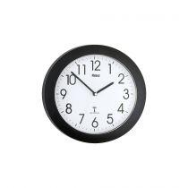 Revenda Relógios Parede - Mebus 52450 wireless Relógio Parede black