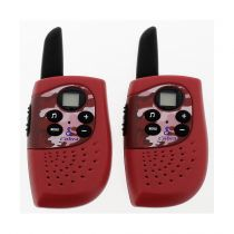Revenda Walkie Talkies várias marcas - Walkie Talkies Cobra HM 230 Walkie Talkie Firebrigade (red)