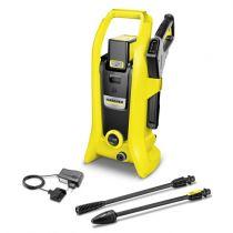 Idropulitrici ad alta pressione - Limpeza Alta Pressão Karcher K2 Batteria Set, 36V yellow/bla