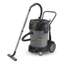 Revenda Aspirador a seco e a molhado - Aspirador Wet & Dry Karcher NT70/3 | filtros de cartucho