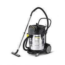 Revenda Aspirador a seco e a molhado - Aspirador Wet & Dry Karcher NT70/3 Me Tc | filtros de cartucho