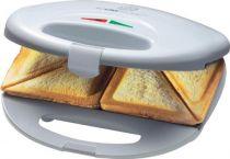 Tostiera - Tostadeira Clatronic ST3477 branco | 750W | Sandwichmaker |