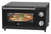 Revenda Micro-ondas/Fornos - Mini forno Clatronic MPO3520, Mini-Backofen preto | 1.000W | 12L | Cal
