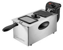 Revenda Fritadeiras - Fritadeira Clatronic FR3587 inox | 2.000W | óleo | min. 130 °C, max. 1
