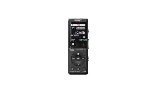 Dictafone Sony ICD-UX570B black