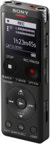 Revenda Gravadores Voz Dictafones - Dictafone Sony ICD-UX570B black