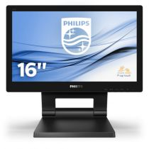 Schermi Philips - PHILIPS Schermo LED 22´´ TOUCHSCREEN FHD VGA DVI HDMI DP USB