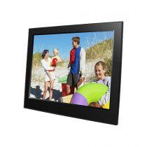 Cornici digitali - Moldura Digital Braun DigiFrame 8 slim 20,83cm (8,2 )