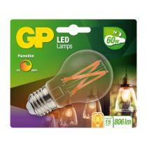 Lampade LED - GP Lighting LED FlameDim E27 7W (60W) 806 lm        GP 08543