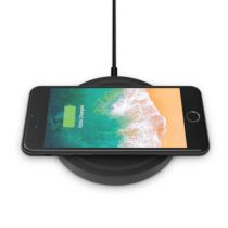 Revenda Carregadores - Carregador indução Belkin Qi Wireless Charging Pad 5W Preto F7U068btBL