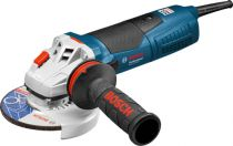 Revenda Rebarbadoras - Rebarbadora Bosch GWS 17-125 CI Professional Angle Grinder