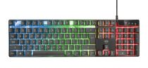 Gaming Keyboard - TRUST KEYBOARD & MOUSE GAMING AZOR GXT 838