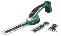 Decespugliatori e tagliabordi - Aparador/Tesoura relva Bosch ASB 10,8 Li Set cordless grassc