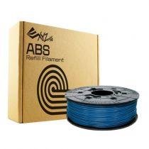 Accessori Stampanti 3D - Filamentcassette Steel Blue Refill ABS per DaVinci 600g