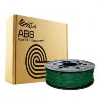 Accessori Stampanti 3D - Filamentcassette Green Refill ABS Bottle per DaVinci 600g