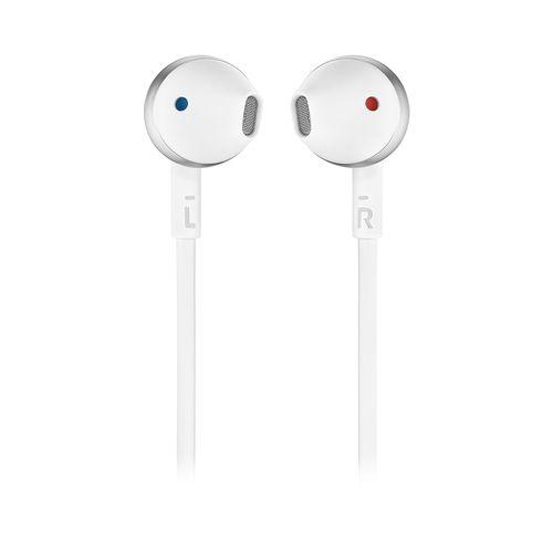 Auscultadores JBL 205BT Bluetooth In-Ear silver