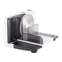Affettatrice - Fiambreira Unold 78860 All-purpose slicer Curve white