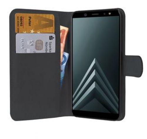 Bolsa Book Classic para Samsung Galaxy A6+2018 Preto