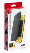 Accessori Nintendo - Nintendo Switch Lite flip cover + Screen Protector