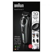 Macchinette per capelli - Macchinette per capelli Braun BT 7220 BeardTrimmer
