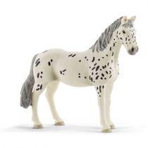 Figurini Animali - Schleich Horse Club        13910 Knabstrupper Mare